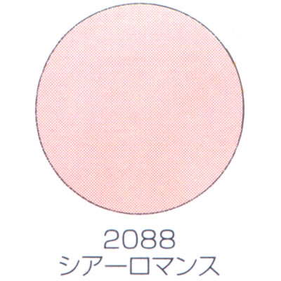 バイオスカルプチュアジェル カラージェル シアー グリッター&カラー シアーロマンス 2088【C】