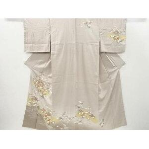 [Golden Week Sale 50% Off!] Antique Hand-painted Yuzen Chaya Tsuji Pattern Kimono [Free Shipping]