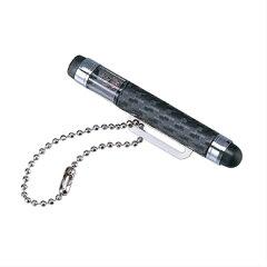 レジテック&スマホタッチペン カーボン調 ブラック | 静電気除去