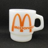 ファイヤーキング マクドナルドのロゴのアドマグ