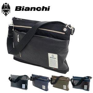 【楽天カードで最大P12倍】 ビアンキ Bianchi 正規取扱店 サコッシュ ショルダー ミニショルダー nbci03 メンズ レディース 男女兼用 ブラック 黒 通勤 通学 斜めがけ あす楽 通販 正規品 おしゃれ かっこいい cop0320
