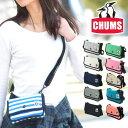 チャムス CHUMS!ミニポーチ ショルダーポーチ 【スウェット】 [Mini Pouch Sweat] 「ネコポス可能」 ch60-0727 メンズ レディース 斜めがけバッグ 誕生日プレゼント プレゼント ギフト【あす楽】