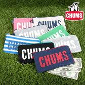 チャムス CHUMS!L字ファスナー長財布 【スウェット】 [Long Square Wallet Sweat] 「ネコポス可能」 ch60-2362 メンズ レディース [通販]【ポイント10倍】【あす楽】