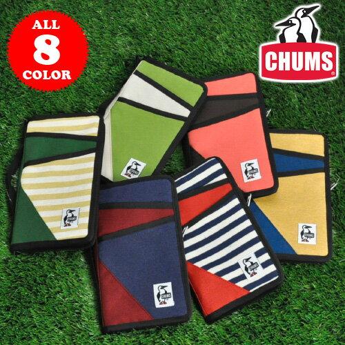 チャムス CHUMS!トラベルケース[Travel Case] CH60-2011 メンズ ギフト レ...