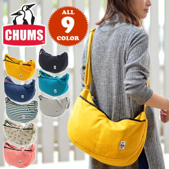 Chums CHUMS! Shoulder bag バナナショルダー CH60-0624 (CH60-0297) men's ladies also bag shoulder bag