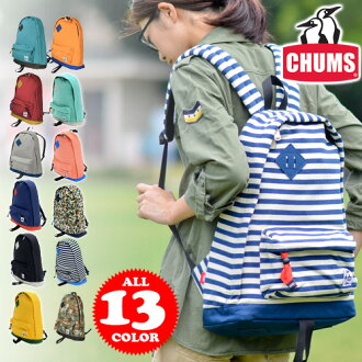 Chums CHUMS classic day Pack backpack CH60-0681   Luc mens Womens unisex commuting to school black high school girls cute fashionable colorful casual school bag daypack P11Sep16