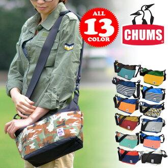 Chums CHUMS! コレクトショルダー II shoulder bags diagonal sauce bag CH60-0683 (CH60-0375) men women