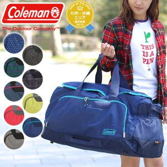 Coleman Coleman! cbd4111 men women 2-way Boston bag shoulder bag bag LG [BOSTON BAG LG] [store]