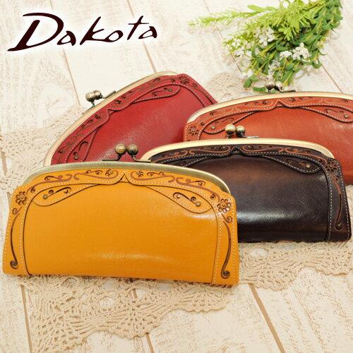 【Dakota】がま口財布