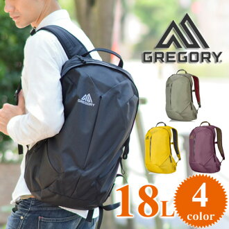 Gregory GREGORY! Men's women's fashion commuters backpack daypack [SKETCH18 / sketch 18]