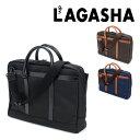 ラガシャ L'AGASHA!2wayビジネスバッグ ショルダーバッグ ...