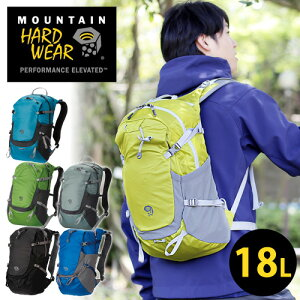 【20%OFFセール】 マウンテンハードウェア Mountain Hardwear リュックサック デイパック [FLUID 18] ou5948r メンズ レディース カバン【c3110】 あす楽 送料無料 プレゼント ギフト ラッピング無料 通販