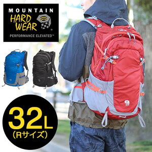 【25%OFFセール】 マウンテンハードウェア Mountain Hardwear リュックサック バックパック 大容量 デイパック [Fluid 32] ou5950 メンズ レディース カバン あす楽 送料無料 プレゼント ギフト ラッピング無料 通販