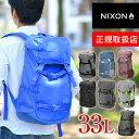 【30%OFFセール】【正規販売店】 ニクソン NIXON リュックサック デイパック ランドロック...