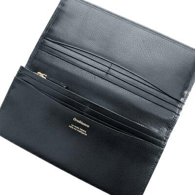 大人の男が選ぶおしゃれなメンズ財布ブランド オロビアンコ ファスナー付き長財布