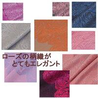 パシュミナローズ刺繍入りリバーシブルパシュミナストール全22色マフラーストール