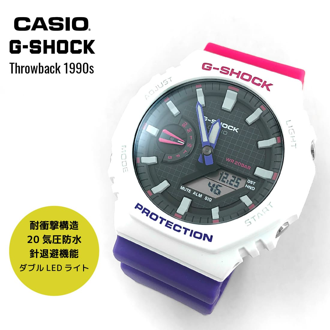 CASIO G-SHOCK Red watch 201911 CASIO G-SHOCK G T...