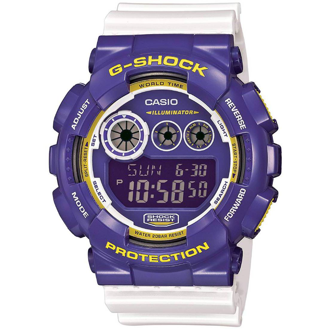 腕時計, メンズ腕時計 CASIO G-SHOCK G- Crazy Colors GD-120CS-6