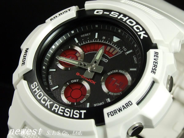 腕時計, メンズ腕時計 CASIO G-SHOCK Crazy Colors AW-591SC-7A