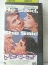 ハッピービデオで買える「r2_01902 【中古】【VHSビデオ】ヒー・セッド、シー・セッド〜彼の言い分、 [VHS] [VHS] [1991]」の画像です。価格は100円になります。