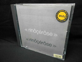 ZC21533【中古】【CD】ライノセラス/ライノセラス