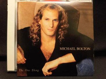 ZC31735【中古】【CD】The One Thing/MICHAEL BOLTON