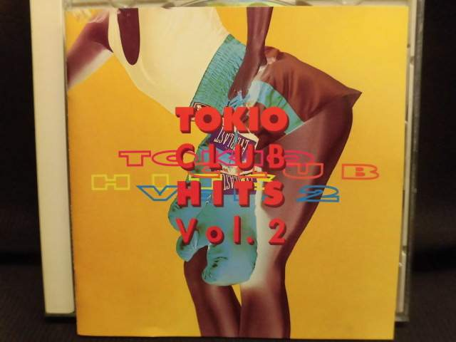 ZC32490【中古】【CD】TOKIO CLUB HITS Vol.2