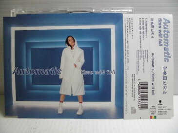 ZC44292【中古】【CD】Automatic/time wiil tell/宇多田ヒカル