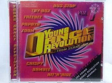 ZC49394【中古】【CD】(輸入盤)YOUNG DANCE REVOLUTION VOL 1/VARIOUS ARTISTS