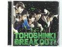 ZC50528【中古】【CD】BREAK OUT!/東方神起