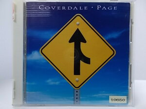 ZC61915【中古】【CD】COVERDALE・PAGE/David Coverdale・Jimmy Page