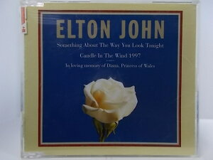 ZC62701【中古】【CD】Something About The Way You Look Tonight Candle In The Wind 1997 In loving memory of Diana, Princess of Wales/ELTON JOHN