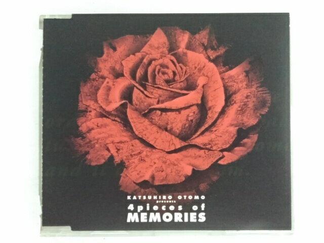 サウンドトラック, 邦画 ZC73378CDKATSUHIRO OTOMO presents 4pieces of MEMORIES