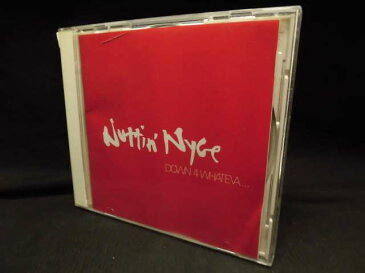 ZC90433【中古】【CD】Nuttin' Nyce / DOWN 4 WHATEVA...