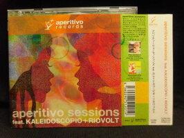 ZC90938【中古】【CD】アペリティーヴォ・セッションズfeat.カレイドスコーピオ+リオヴォルト/カレイドスコーピオ,リオヴォルト