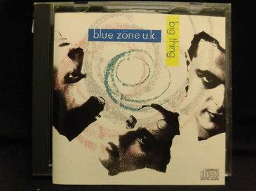 ZC91085【中古】【CD】Big Thing/Blue Zone Uk