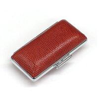 印鑑ケース◆とかげ皮◆角印21.0mm用