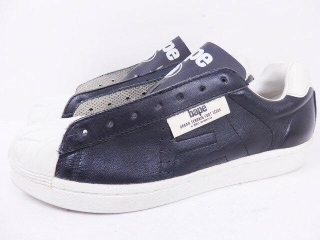 メンズ靴, スニーカー A BATHING APE SKULL STA BLACK US9