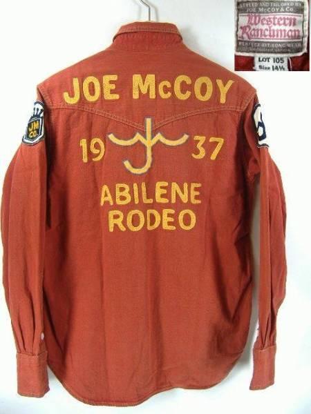 トップス, カジュアルシャツ Joe Mccoy