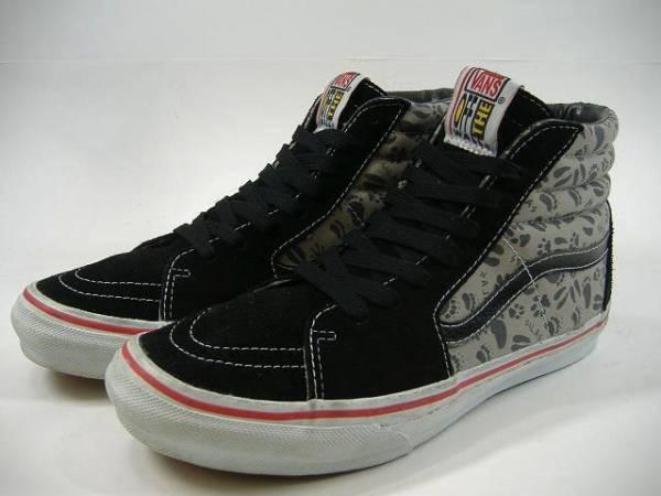メンズ靴, スニーカー VANS x SILAS SK8HI 27.5