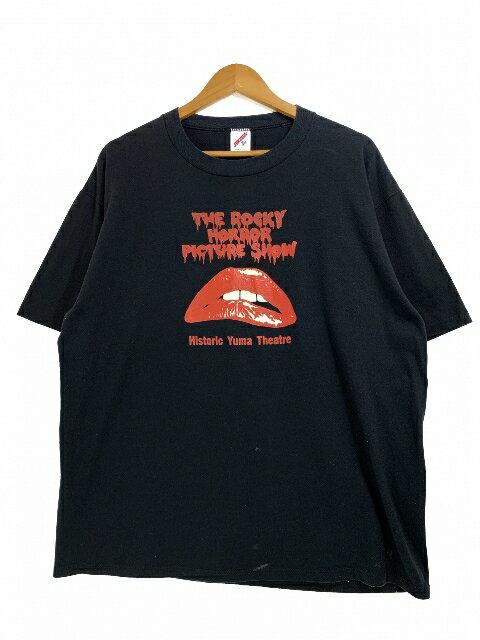 トップス, Tシャツ・カットソー USA 8090s THE ROCKY HORROR PICTURE SHOW SS Tee XL T T JERZEES
