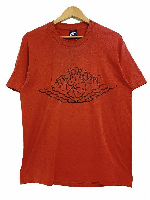 トップス, Tシャツ・カットソー USA 80s NIKE AIR JORDAN 1 Wing Logo SS Tee L 1 T