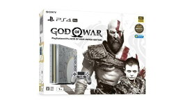 PlayStation(R)4Proゴッド・オブ・ウォーリミテッドエディション