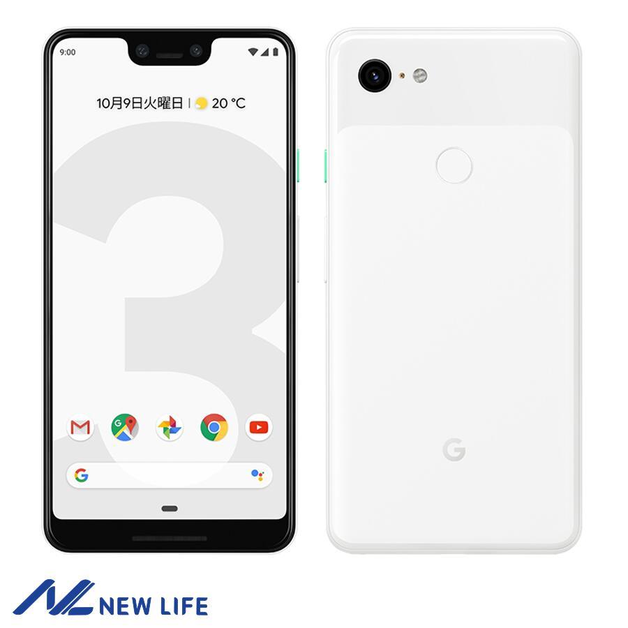 メーカー: 発売日:Google Pixel3 XL 128GB 本体 G013D SIMフリー 新品未使用 docomo版 正規SIM...