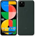 Google Pixel 5a (5G) 128GB Mostly Black 黒 ブラック SIMフリー シムフリー 本体 SIMロック解除済