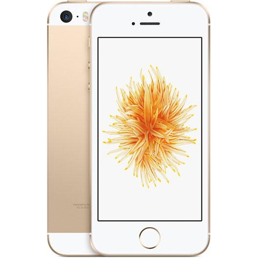 アップル iPhoneSE SIMフリー モデル 16GB ゴールド 整備済み品 格安SIM 対応