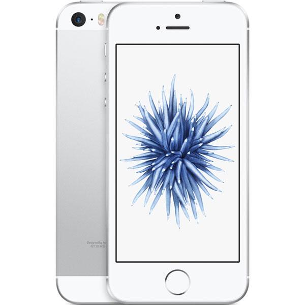 アップル iPhone SE SIMフリー モデル 16GB シルバー 整備済み品