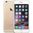 アップル iPhone 6 SIMフリー モデル 64GB ゴールド 修理完了品