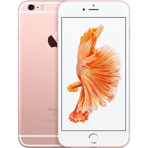 アップル iPhone6s Plus SIMフリー モデル 64GB ローズゴールド 整備済み品 格安SIM 対応