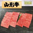 山形牛<2種部位食べ比べ>焼肉セット600gZM-X72【チルド】